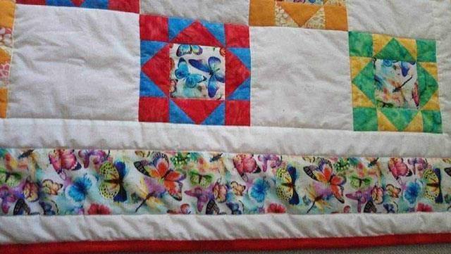 Super flotte patchwork ting Alice har syet med kærlighed