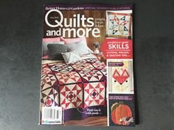 Quilts and more patchworkblad Summer 18 NYT